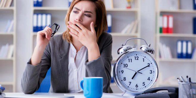 Dauermüde und erschöpft - Krank durch Stress