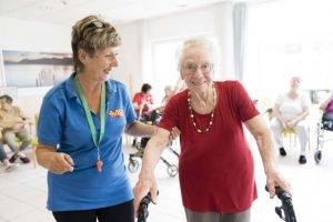 ASB - Steigende Eigenanteile in der Pflege begrenzen