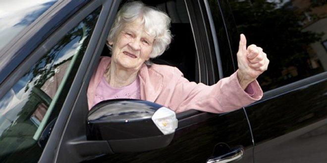 Fahrtraining im Alter - Fähigkeiten trainieren