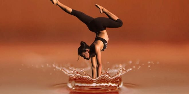 Fitness mit Lets Dance-Star