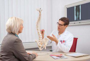 Rückenschmerzen durch Stress im Beruf
