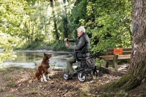 Mobil im Alter - Alltagshelfer für Senioren