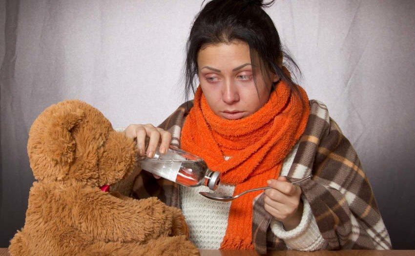BARMER Krankenkasse-Grippesaison hat begonnen