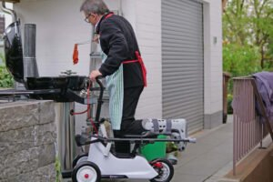Sichere Mobilität mit Orthopädischen Rollern