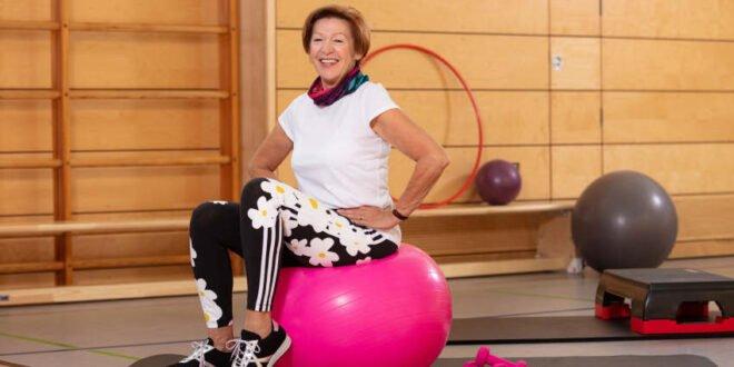 Bewegung im Alter stärkt Herz-Kreislauf-System