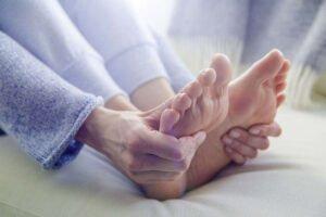 Diabetes - Kribbelnde Füße oft ein Warnsignal