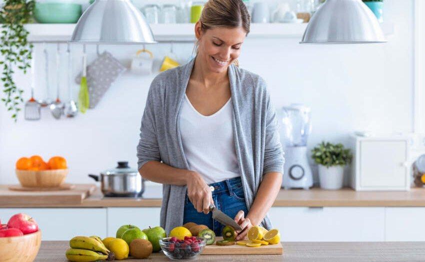 Hautkrankheit Rosacea - besser essen