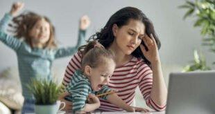 Kinder, Job, Familie – und kein Schlaf