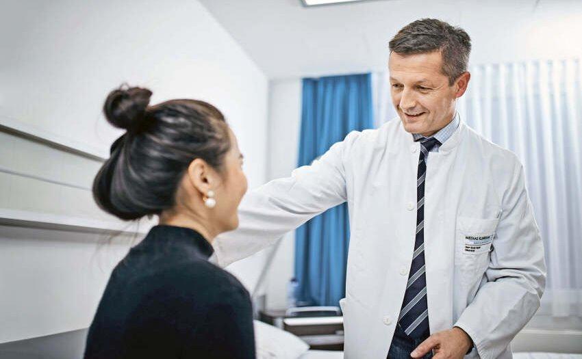 Schonende Krebsbehandlung - zielgenaue Therapie