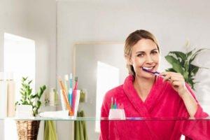 Zahnfleischerkrankungen gegen Allgemeingesundheit
