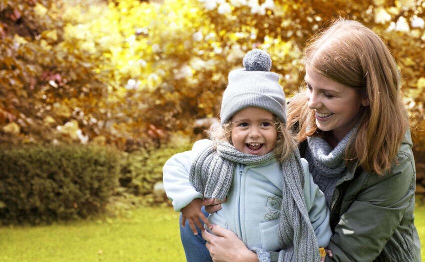 Kindermilch versorgt die Kleinen mit Vitamin D