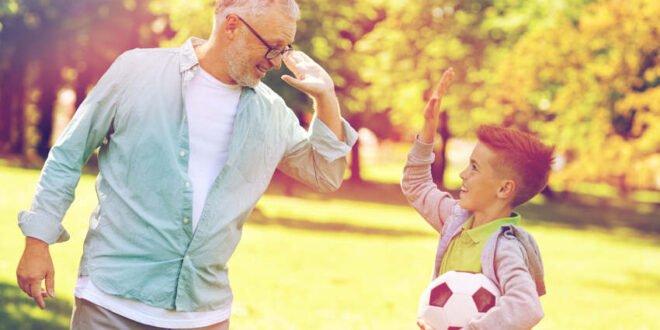 Nährstoffe - Fit im Alter - darauf sollte man achten