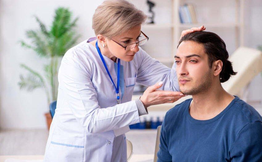 Rosacea - auf Arztgespräch vorbereiten