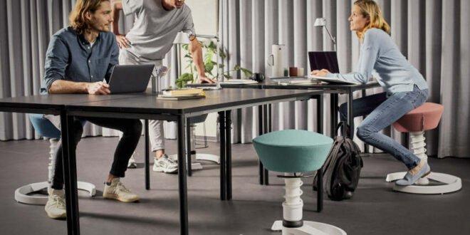 Rücken - Büro nicht Rückenfeind werden lassen
