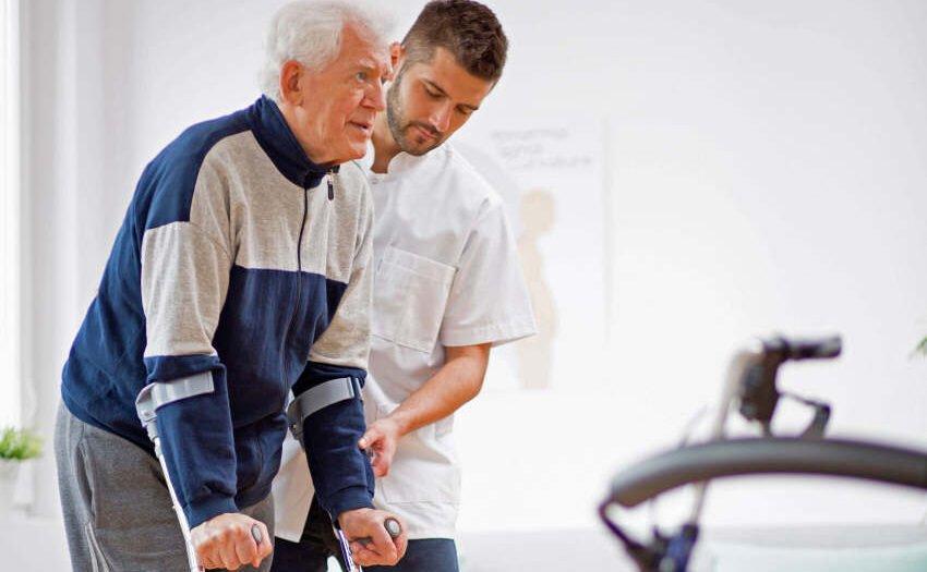 Schlaganfall-Reha - Therapien können verbessern