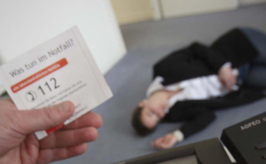 Welt-Schlaganfalltag Jeder Schlaganfall ist ein Notfall