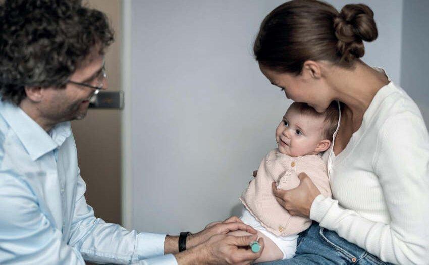 Impfen - Blutvergiftung durch Meningokokken
