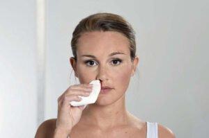 Nasenbluten - Nicht immer unbedenklich