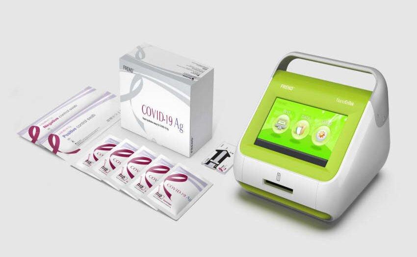Neuer COVID-19 Antigen-Test