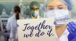 Corona-Impfungen-WHO trainiert mit deutscher Hilfe