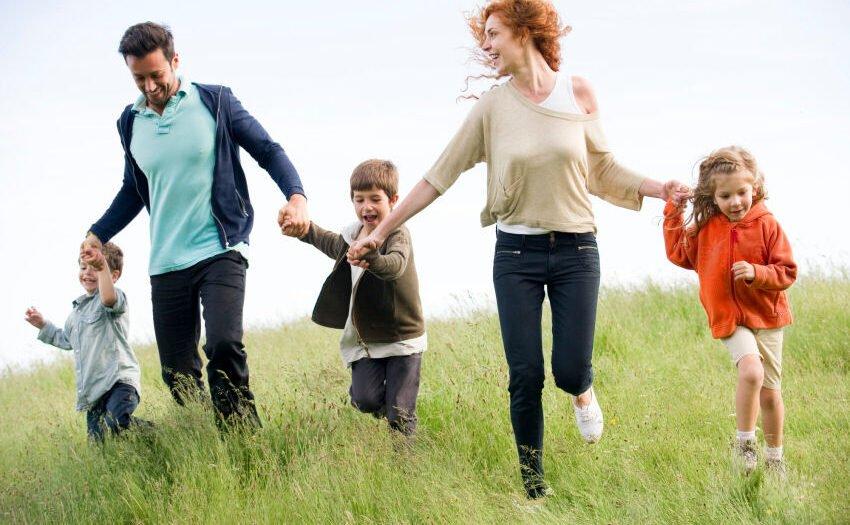 Bayer Vital - Eltern blicken optimistisch in die Zukunft