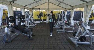 Corona Lockdown - McFit öffnet Outdoor-Fitness-Studios
