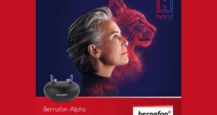 Hörgeräte - Bernafon präsentiert Alpha