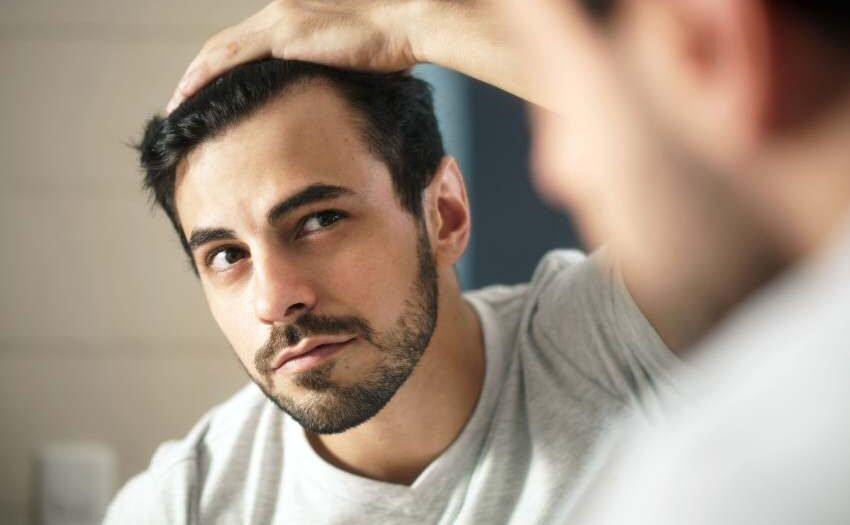Haarprobleme an der Wurzel packen