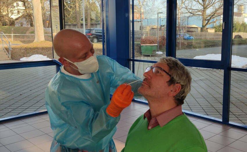 Schnelltest misst Immunschutz gegen Coronavirus