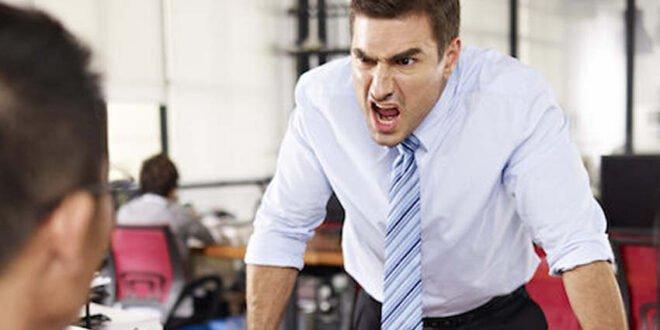 Einzelhandel - Beleidigungen und Drohungen durch Kunden