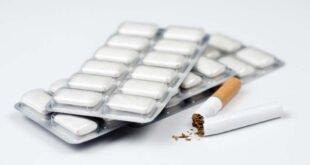 Endlich rauchfrei - Kaugummi - Pflaster & Co.
