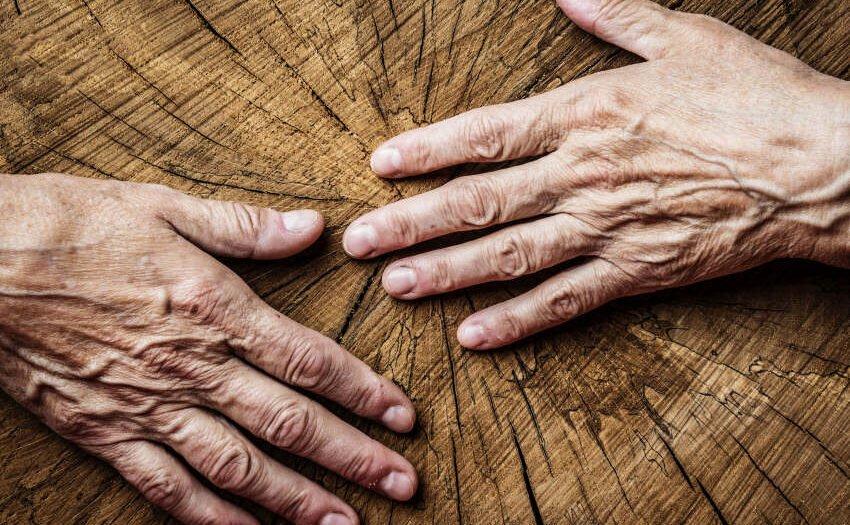 Hautalterung - Wunden heilen schlechter