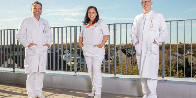 Schön Klinik 1.000 Eingriffe an der Wirbelsäule